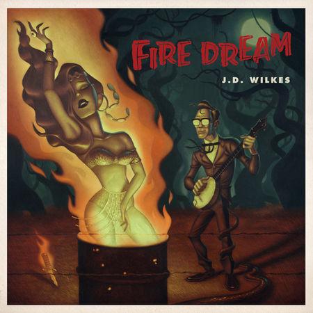 FIRE DREAM